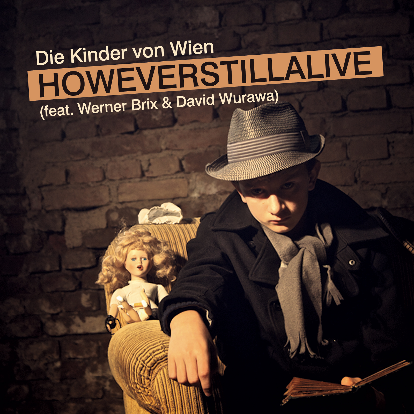 Cover: Howeverstillalive